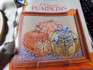 Elegant Pumpkins