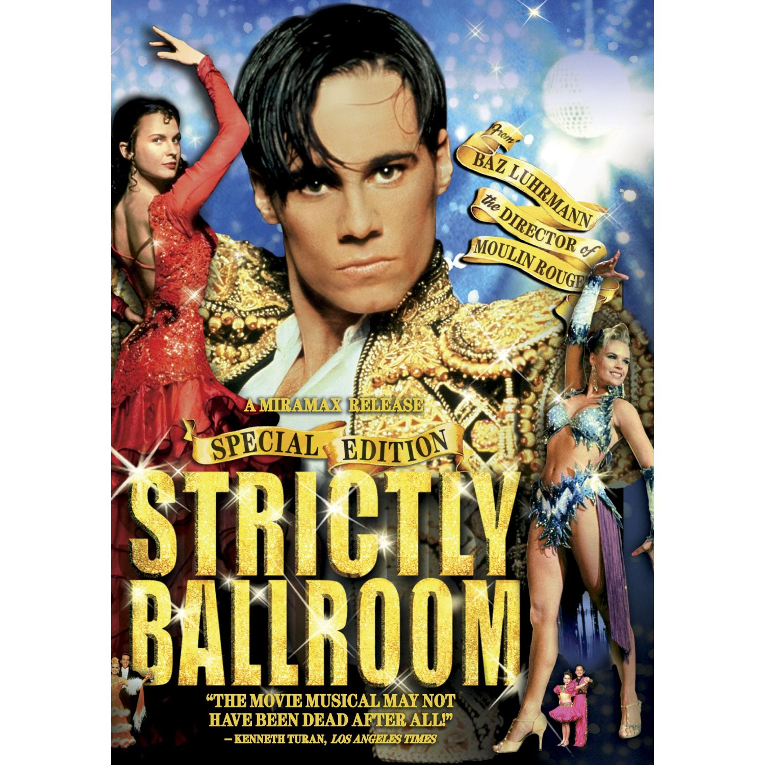 essay about strictly ballroom Strictly ballroom essay question: what does the composer of your text reveal about the concept of belonging you should answer on either 'romulus, my father' or.