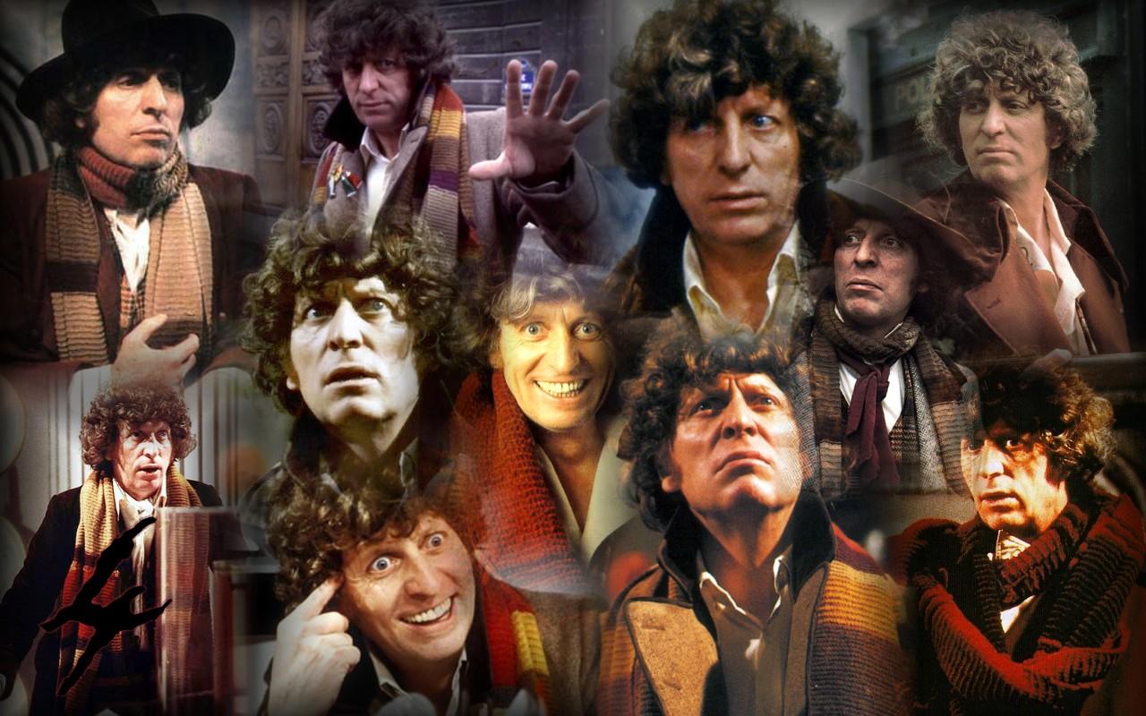 Tom Baker Dr Who Daleks