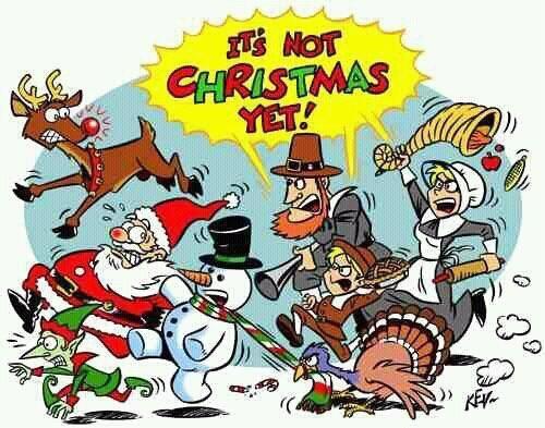 No Christmas Movies before Thanksgiving | Urbannight's Blog